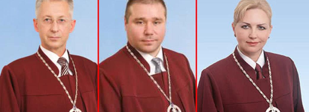 З Конституційного суду звільнили суддю, що приводила до присяги Зеленського