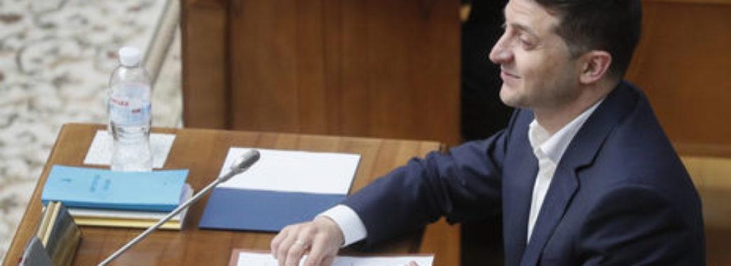 Народні депутати відправили до Конституційного суду 7 законопроектів Зеленського