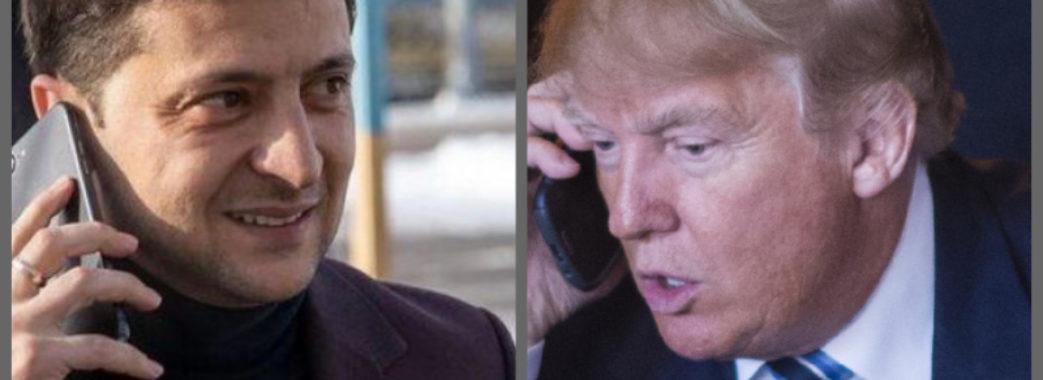 Трамп оприлюднив стенограму скандальної розмови з Зеленським (ЦИТАТИ)
