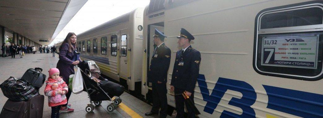 """""""Укрзалізниця"""" показала відремонтований плацкартний вагон"""