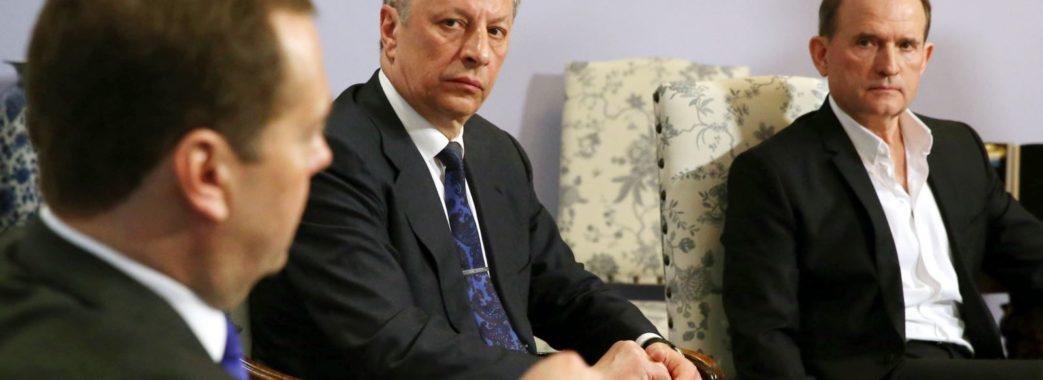 У «Голосі» підготували законопроект проти несанкціонованих переговорів Медведчука з РФ