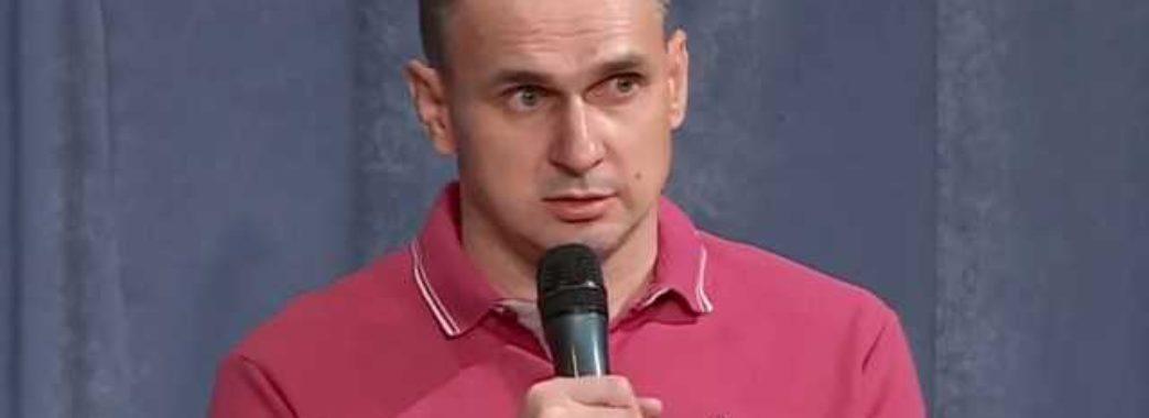 Сенцов розповів про затримання, слідчий тиск, українську політику та обмін