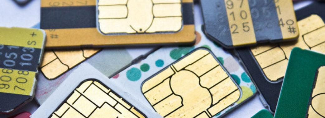 «Слуги народу» хочуть заборонити вільний продаж SIM-карт