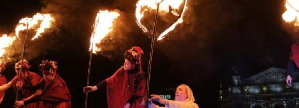 На фестивалі-ярмарці у Кам'янка-Бузькій покажуть вогняне шоу