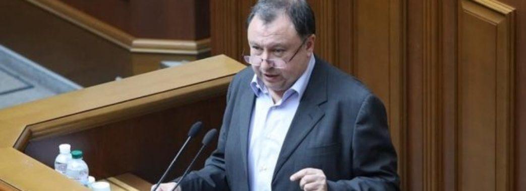 Львівський нардеп Княжицький не підтримав скасування недоторканності