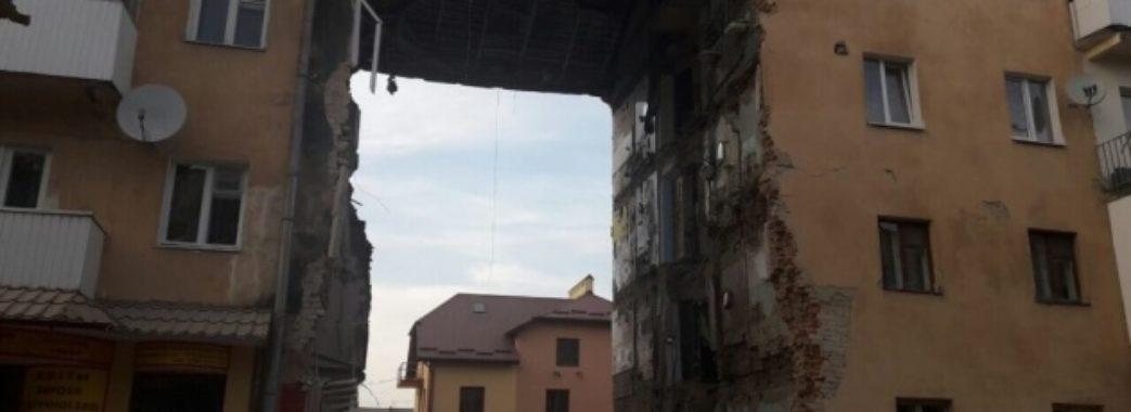 Постраждалим з Дрогобича влада обіцяє виділити 45 мільйонів гривень