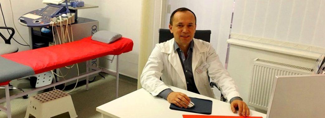У клініці «UROSVIT» вирішують «чоловічі» проблеми