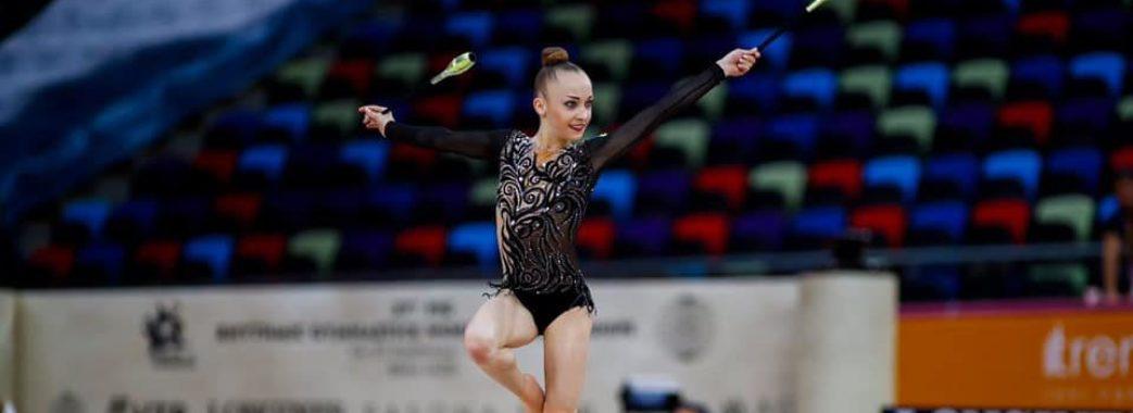 16-річна львівська гімнастка завоювала ліцензію на участь в Олімпійських іграх-2020 (ВІДЕО)