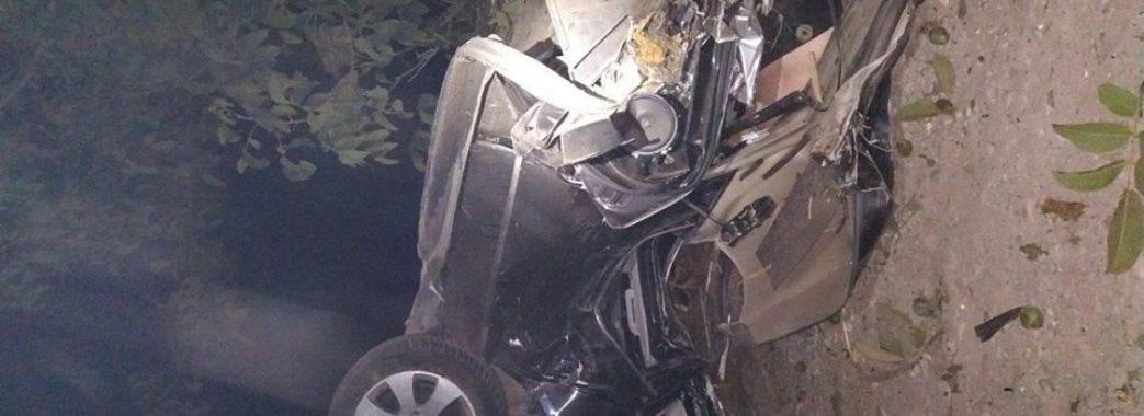 Дві смертельні аварії за один вечір: загинув водій «Таврії» та пасажирка  «Шкоди»