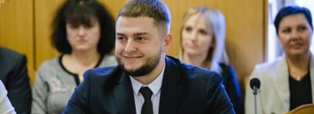Заступником Мальського став підприємець Юрій Холод