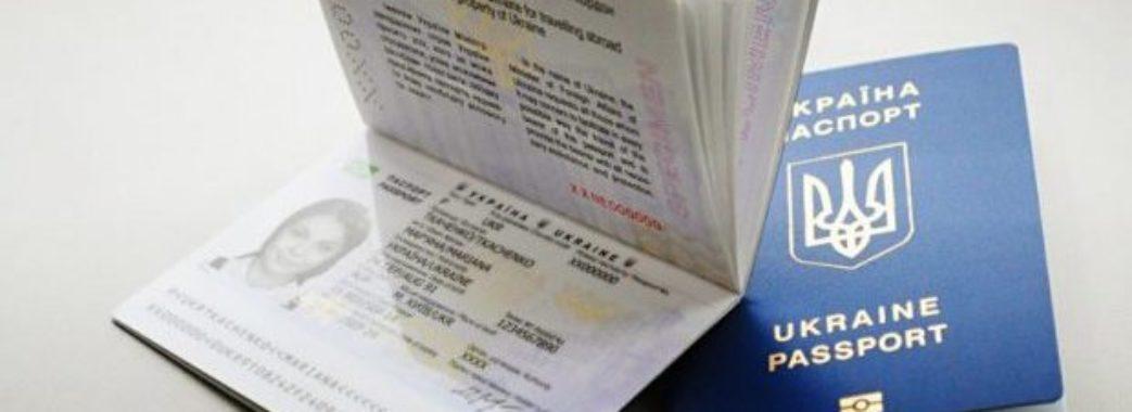 Українці зможуть користуватись закордонним паспортом у банках