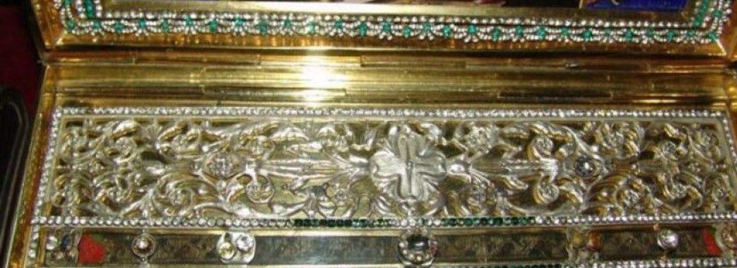 Львів'яни можуть побачити чудотворний пояс Пресвятої Богородиці