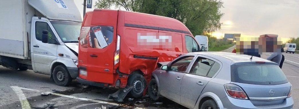 Поліцейські кажуть, що найбільше аварій стається у п'ятницю