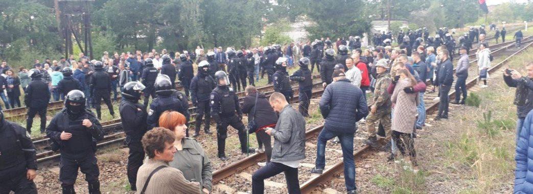 Атовців, які блокували російське вугілля, штрафуватимуть