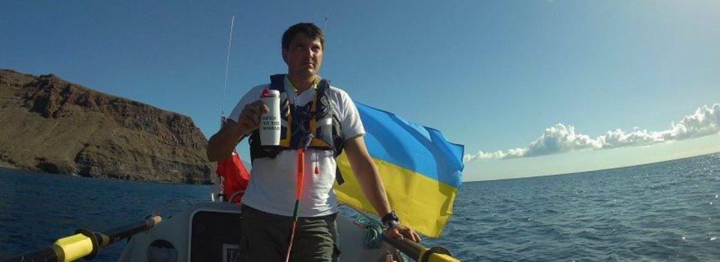 На Пустомитівщині майструють човен для львів'янина, який планує проплисти 5000 км в Атлантичному океані