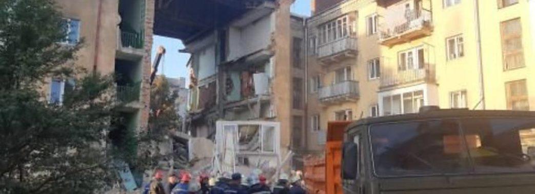 Сім'ям загиблих під завалами в Дрогобичі виплатять по 10 тисяч гривень