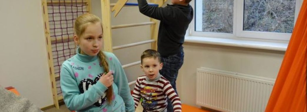 Львів'яни можуть безкоштовно відвідати «сенсорну кімнату»