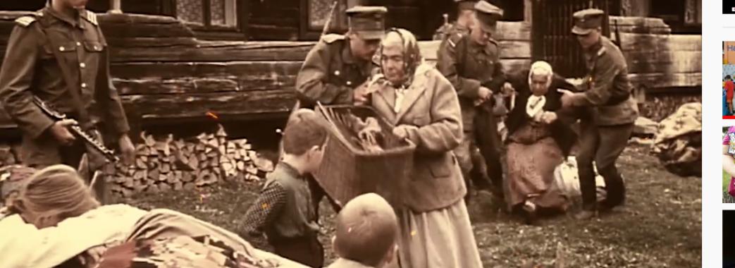 Створили ролик до 75-х роковин початку депортації західних українців (відео)