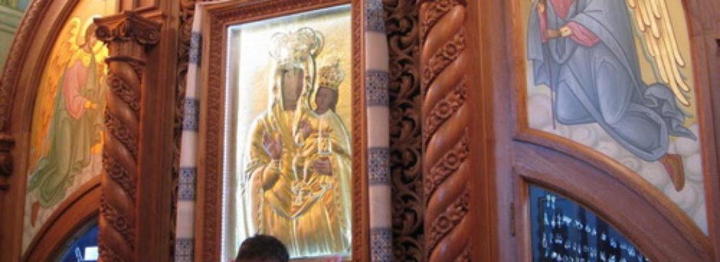 Образ, перед яким молились Папи Римські, виставлять у церкві на Сихові