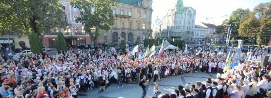 """У Львові стартував Всеукраїнський форум для людей поважного віку """"Золоті роки"""""""