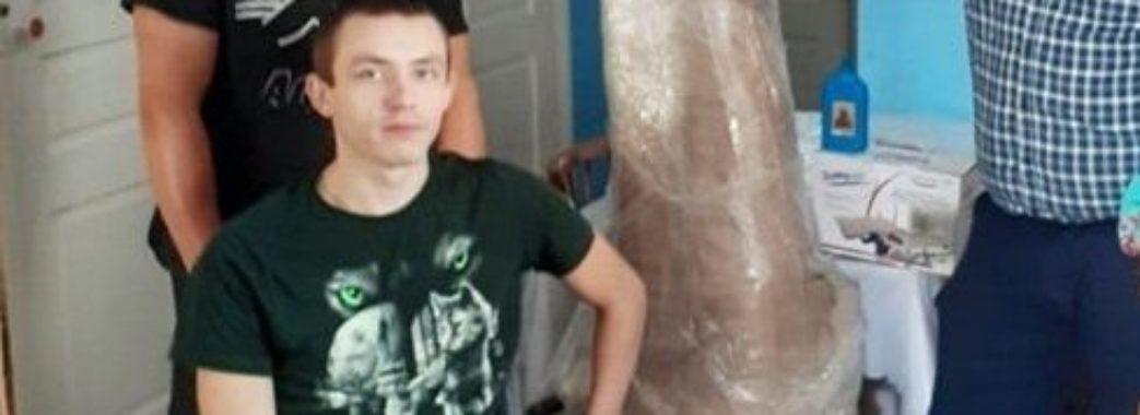 Святослав Хлиста з Миколаєва пошкодив хребет, коли штовхав машину: є надія на одужання