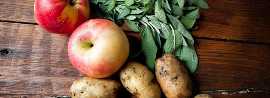 Ціни на картоплю та яблука зростуть втричі