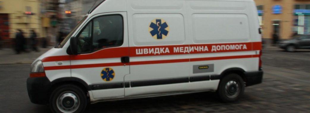На Радехівщині водій іномарки наїхав на візок з 1-річною дитиною