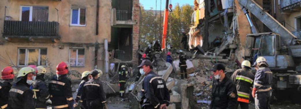 У будинку, який завалився в Дрогобичі, був надто тонкий фундамент