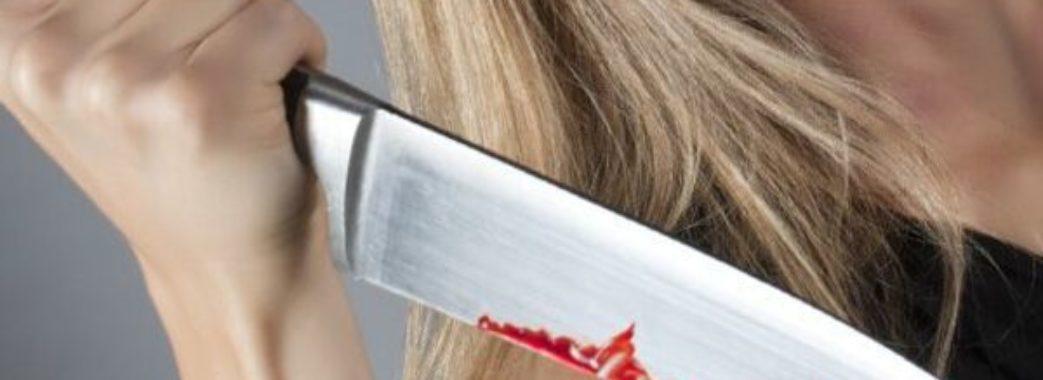 У суді львів'янка порізала собі вени та намагалася вистрибнути з вікна