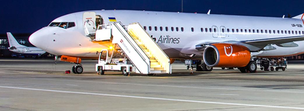У листопаді запустять додаткові авіарейси з Києва до Львова