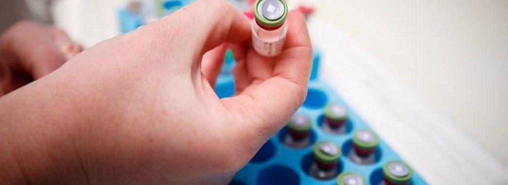 Лише 8 доз вакцини має Львівщина для порятунку хворих на дифтерію