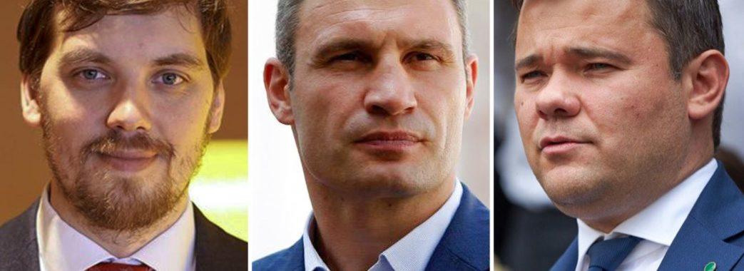 Кличко подав в суд на Богдана та Гончарука через своє звільнення