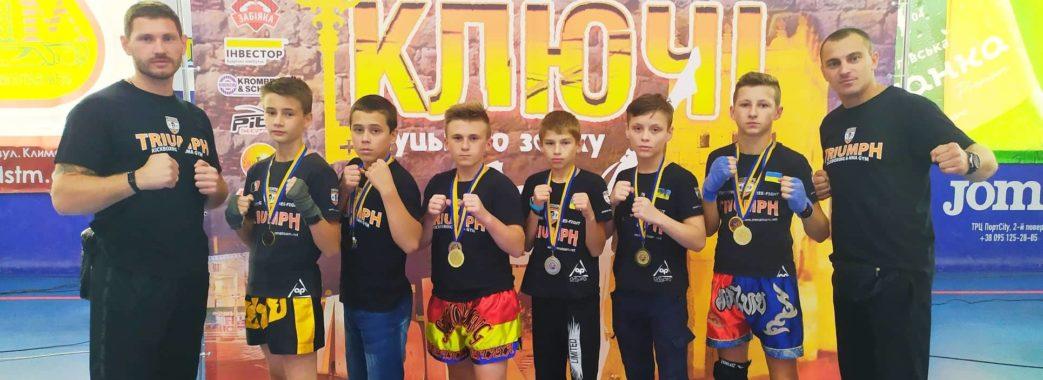 Миколаївські кікбоксери вибороли 9 нагород на кубку України
