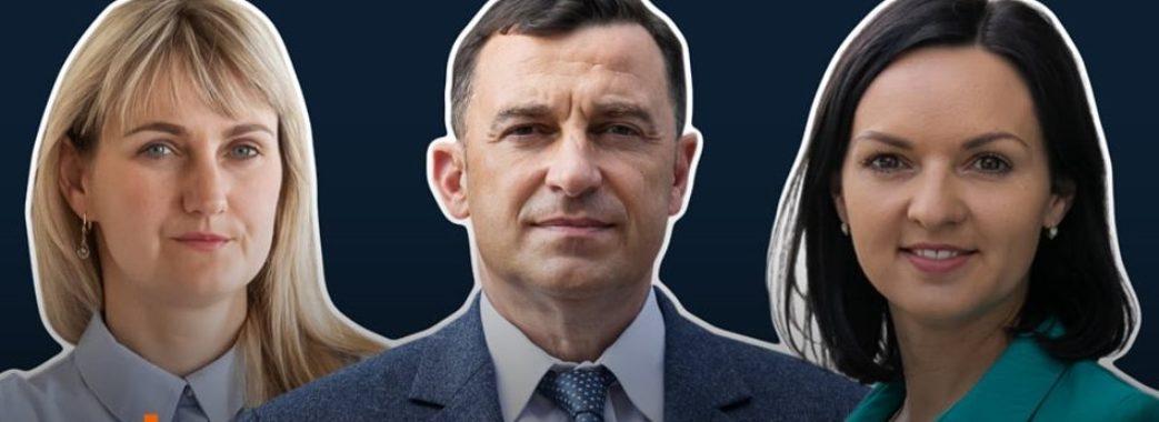 Львівські мажоритарники від УГП звітують за місяць роботи