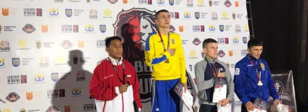 Троє львівських боксерів вибороли перемогу на міжнародному конкурсі