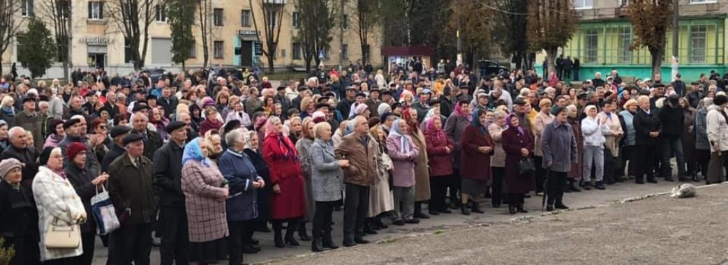«Два пани б'ються, а люди страждають»: мешканці Нового Роздолу та Новояворівська знову залишаються без тепла