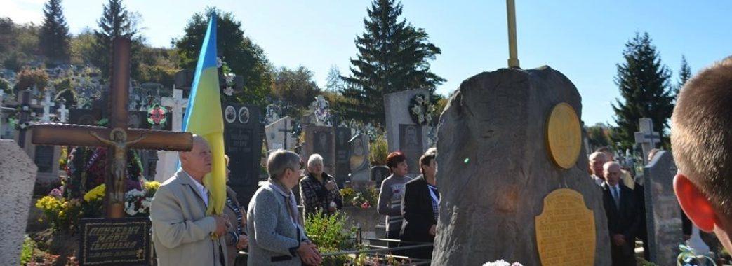 «Щоб не потрапити в руки ворога, повстанці пострілялися»: у Миколаєві реставрували могилу воїнів УПА