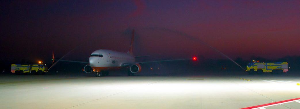 Зі Львова пасажири полетіли до ОАЕ