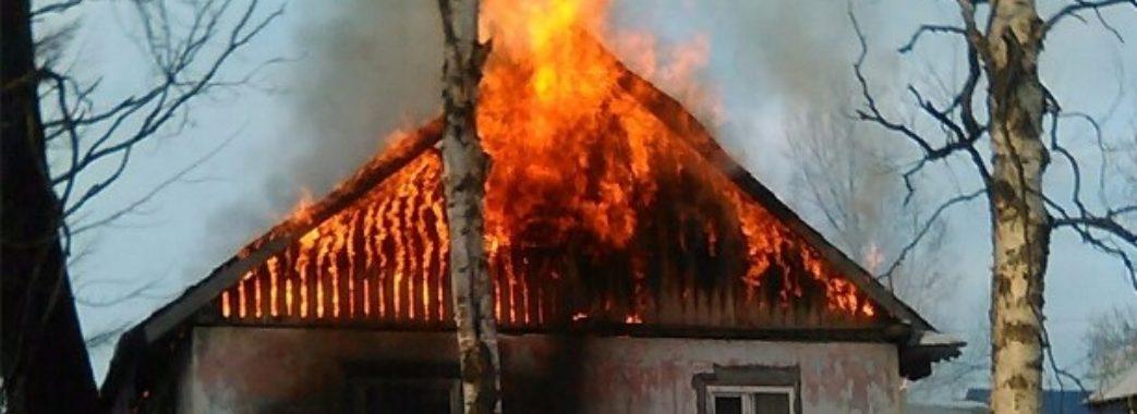 «Для мешканців села це був великий стрес»: на Мостищині згорів житловий будинок