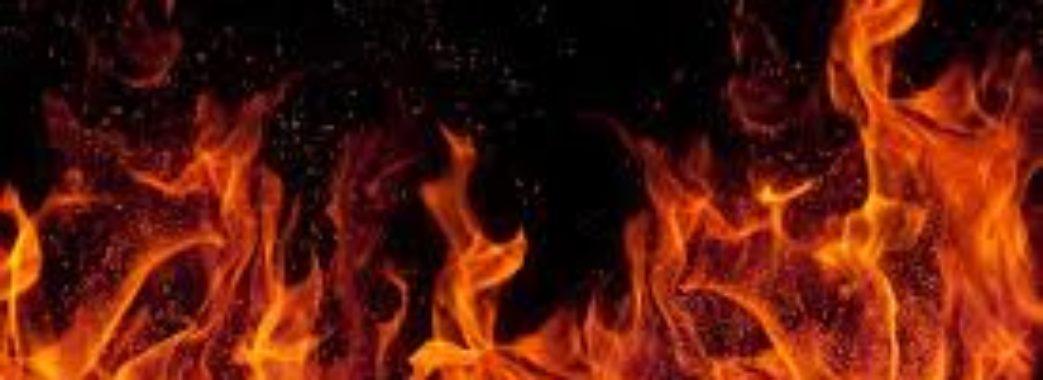 На Турківщині господар згорів у власному будинку