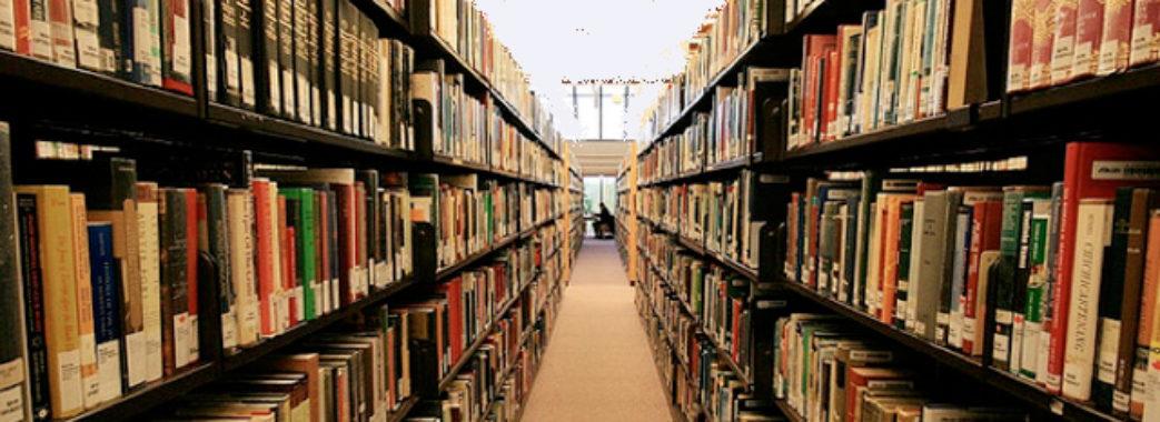 Майже 40% книг у бібліотеках Львівщини написані російською