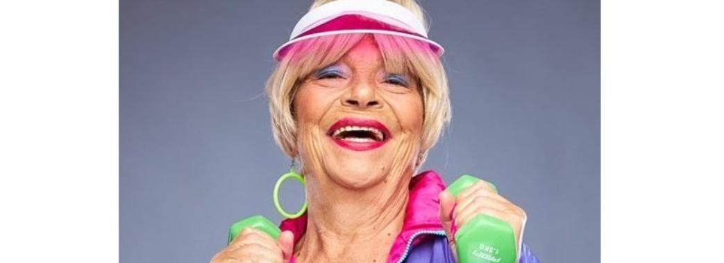 Жінка з Турки у 75 років вперше стала обличчям рекламної кампанії (ВІДЕО)