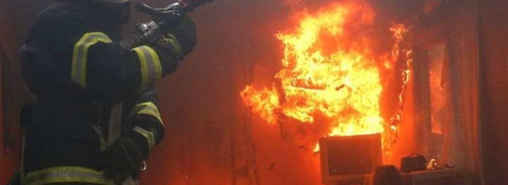 У шахті на Сокальщині п'ять годин гасили пожежу