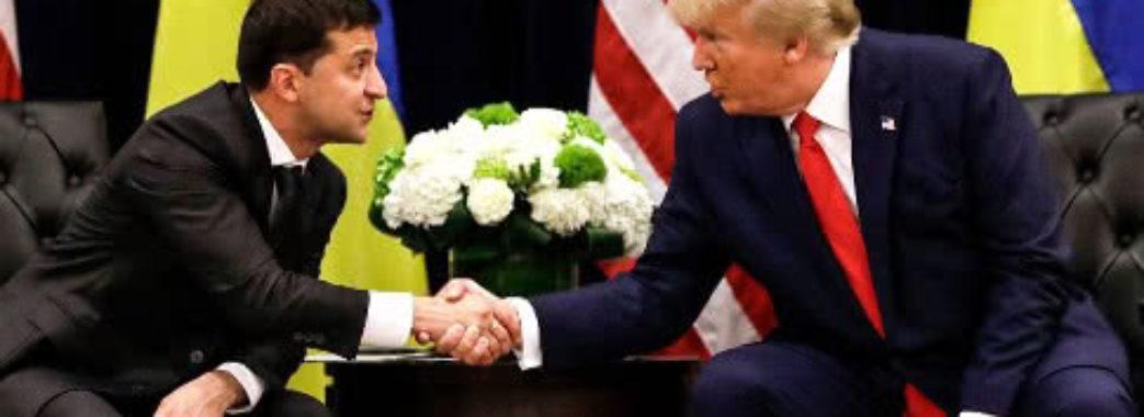 Трамп хоче запросити Зеленського до Білого дому