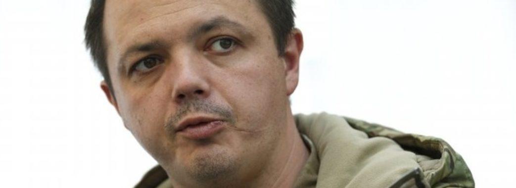 «Хто фінансує цей соснівський бенкет?»: Семен Семенченко зачастив на Сокальщину