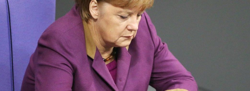 Меркель подзвонила Путіну – говорили про Україну