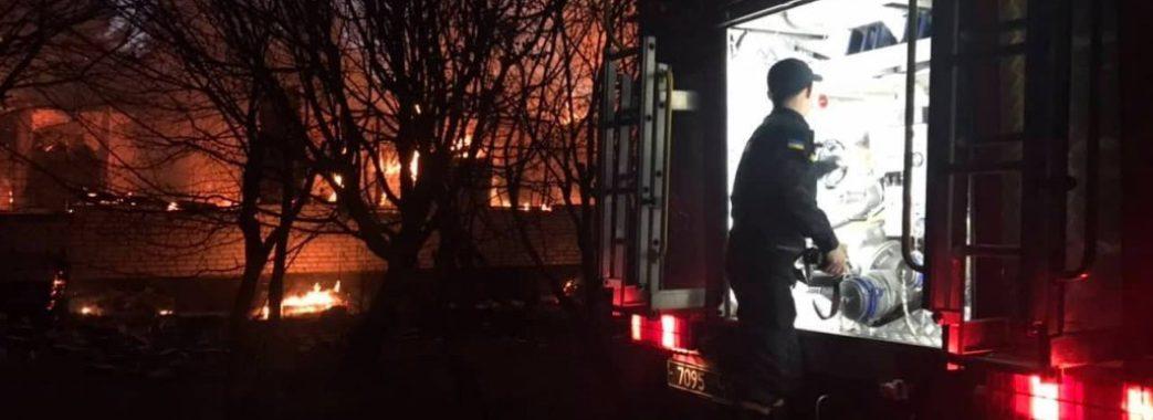 У військовій частині на Яворівщині згорів офіцер