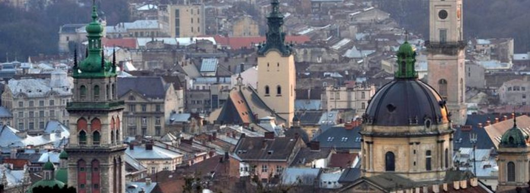У Зеленського просять перенести столицю України до Львова