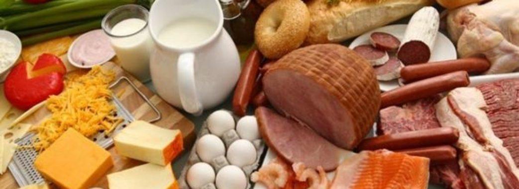Ціни на хліб, м'ясо та молочні продукти зростуть
