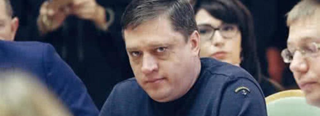 """Судимого за зґвалтування нардепа виключили зі """"Слуги народу"""""""